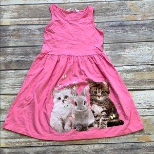 H&M Kitty and Bunny Sundress